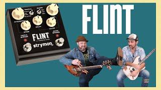 Tremolo & Reverb w/ the Strymon Flint