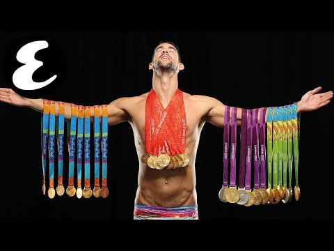 Michael Phelps live interview in Dubai