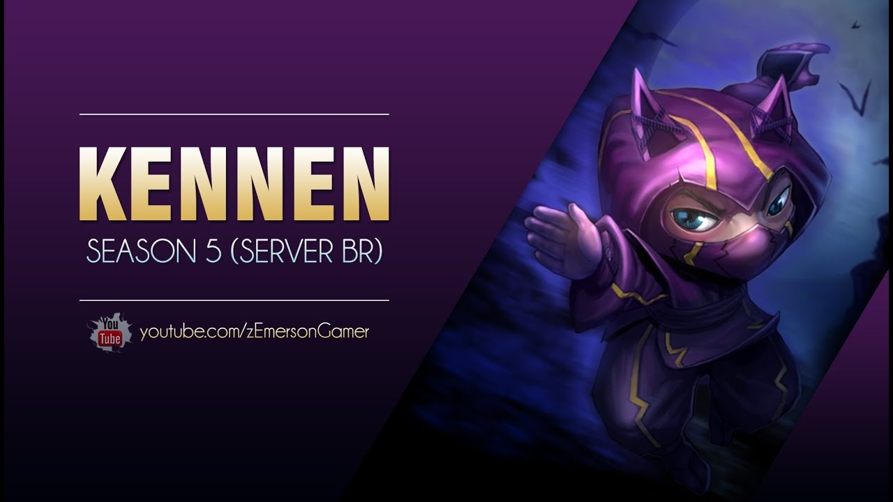 how to play kennen season 5
