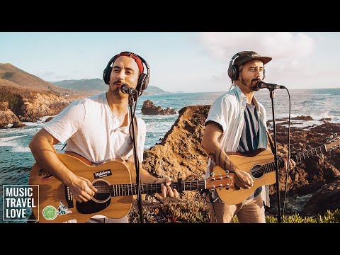 Music Travel Love - Postcard Picture [Official Video] Live from Big Sur