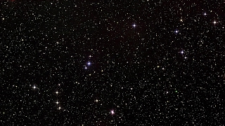 [10 Hours] Stars at Night BLACK B/G - Video & Audio Crickets [1080HD] SlowTV