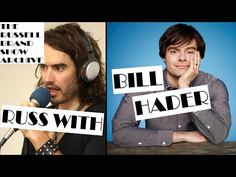 Bill Hader Interview | The Russell Brand Show