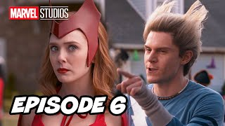 Wandavision Episode 6 Quicksilver TOP 10 Breakdown and Marvel Easter Eggs