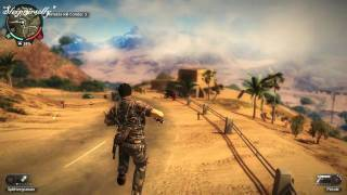 """Just Cause 2 - Gameplay """"Demo"""" PC (HD)"""