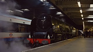 46233 'Duchess of Sutherland' | 'The London Explorer' | 14.11.2015