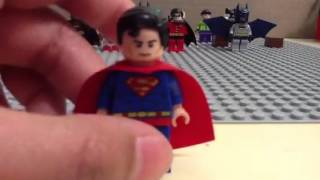 My Lego DC Collection SuperHeroes with Vilians