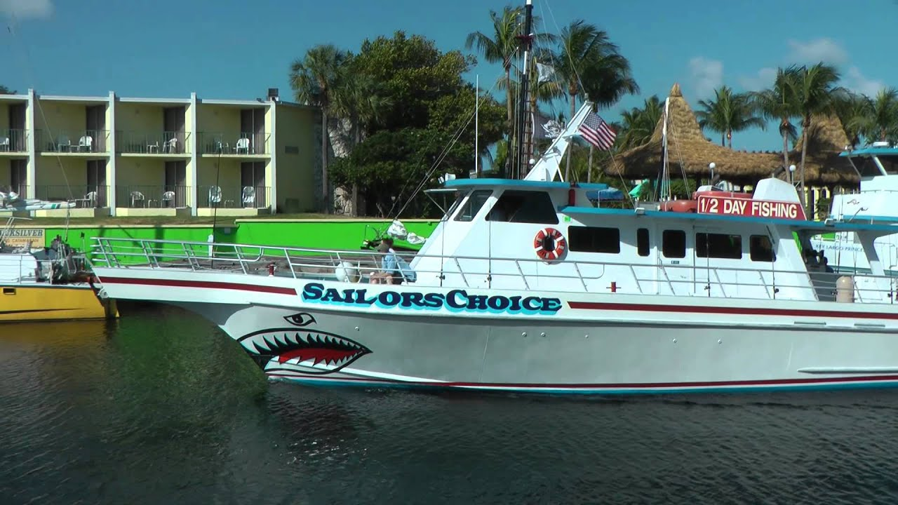 key largo party fishing boat youtube