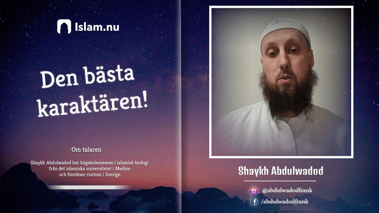 Koranreflektion #4 | Den bästa karaktären