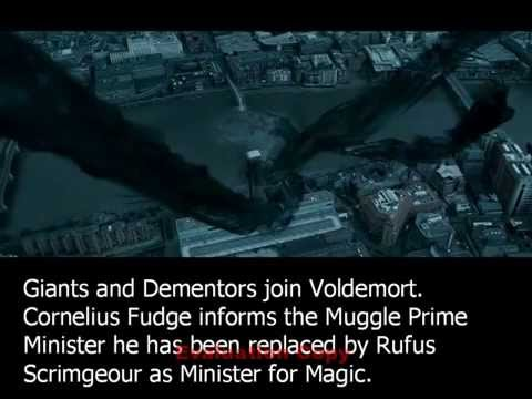 Harry Potter and the Half-Blood Prince - Part 1 of 2