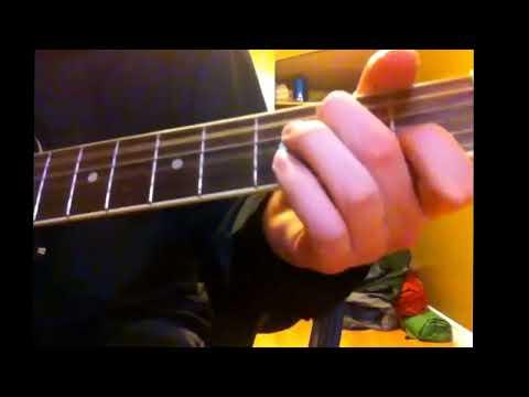 Howie Day - Collide Guitar Tutorial