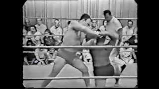 Tokyo Joe vs Mike Loren