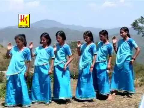 Gori Mukhadi sazeli garhwali song