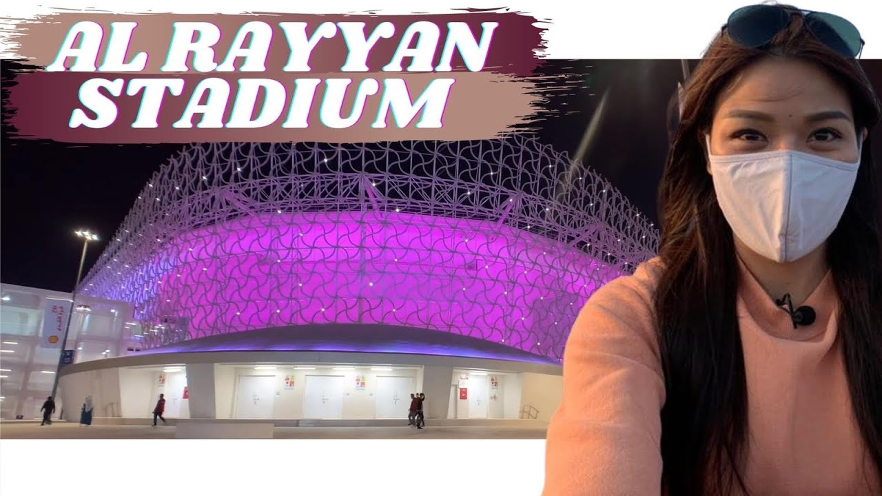 Download See the stadium before FIFA2022! Al Rayyan Stadium inauguration #amircup2020 #football #FIFA22