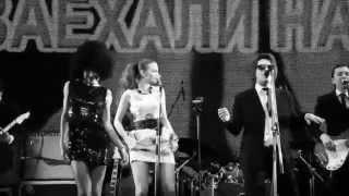 Кавер шоу группы Диско Банда в стиле 70-х