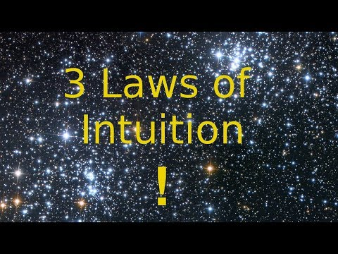 "If YOU will employ these ""THREE"" types of intuition, you will be a ""SUCCESS"""