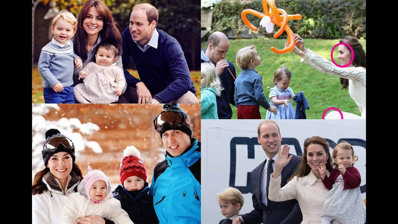 Body Language Experts Analyze Prince William and Kate With Their New Baby pictures