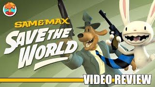 Review: Sam & Max Save the World Remastered (Switch & Steam) - Defunct Games
