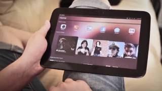 Обзор Ubuntu Touch для планшетов