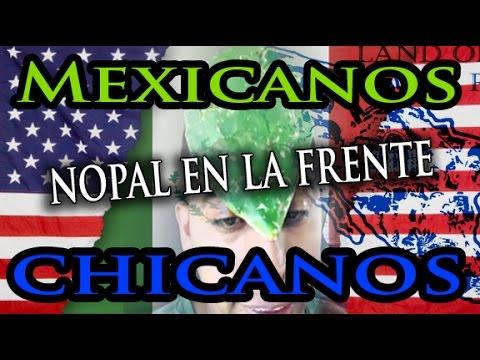 Mexicanos y Chicanos que no quieren hablar español PORQUE