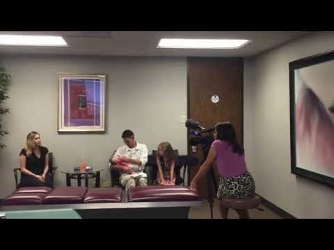 Houston Chiropractor Dr  Gregory Johnson's Patient's Full Interview  News Channel 2 KPRC Houston