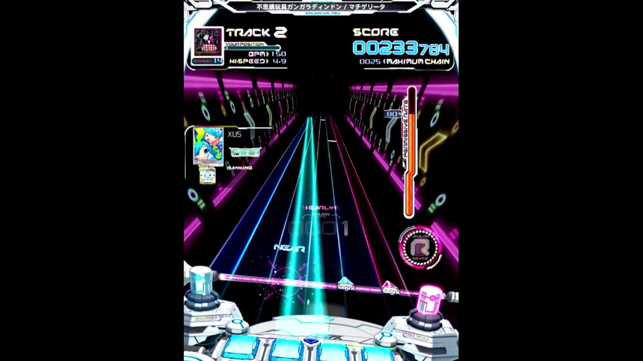 [SDVX] SKILL ANALYZER Lv 06 / RED ZONE NeoClassical Party Remix