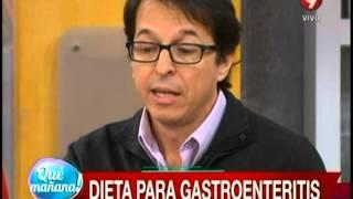 Dieta para gastroenteritis