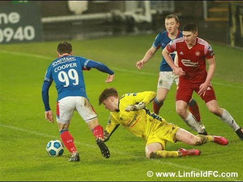 Linfield Portadown Goals And Highlights