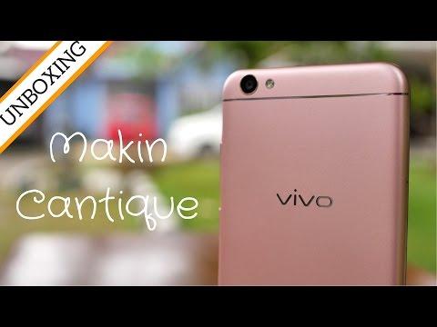 Vivo V5 Rose Gold : Makin Cantik