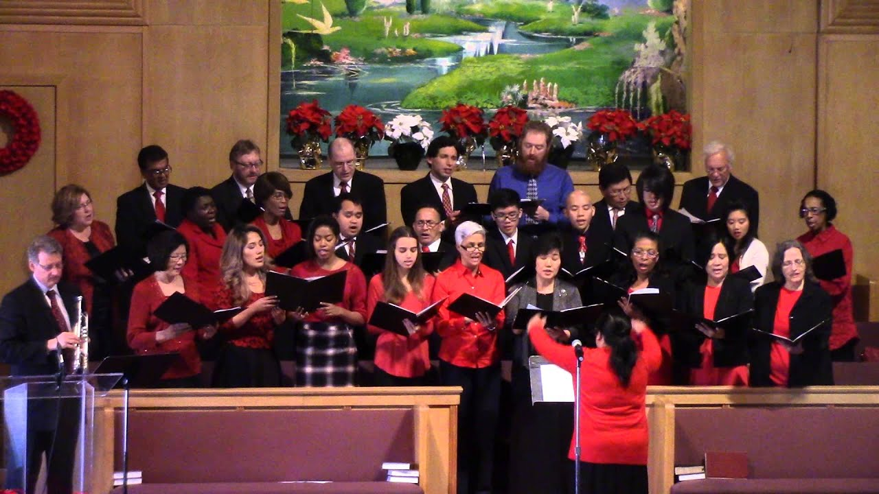 North Shore SDA Church Christmas Program 2015- Music of Christmas ...