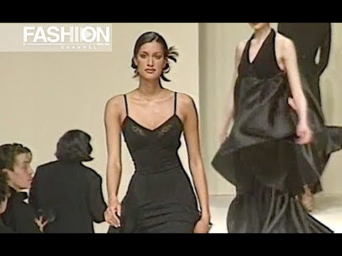 ANGELO TARLAZZI Fall 1993 Milan – Fashion Channel