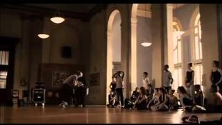 Step up 2 The streets Chase Collins first dance /  Dance Routine Scene