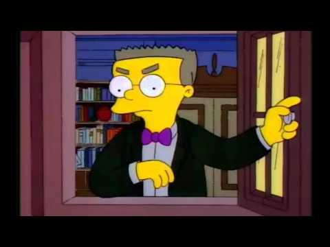 Guardias del Sr. Burns (Parodia