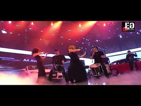 Electra-Girls-Salon de l' Automobile de Genève-2008