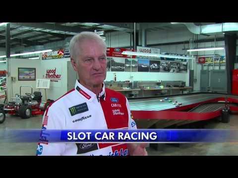 Slot Car Racing With Eddie Wood