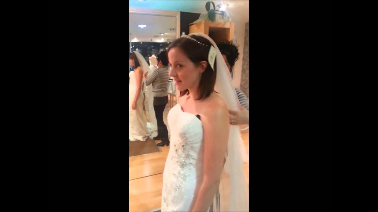 Wedding Dress Shopping Vlog UK Blog