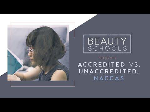 Accredited vs Unaccredited Beauty/Cosmetology Schools, NACCAS