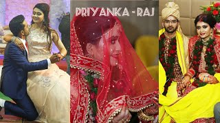 Raj ki Hui Priyanka - Cinematic Wedding Video ft Vehemence Pictures