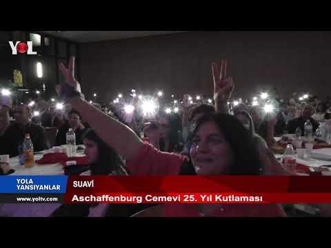 Aschaffenburg Cemevinin 25.Yıl Kutlaması / Suavi