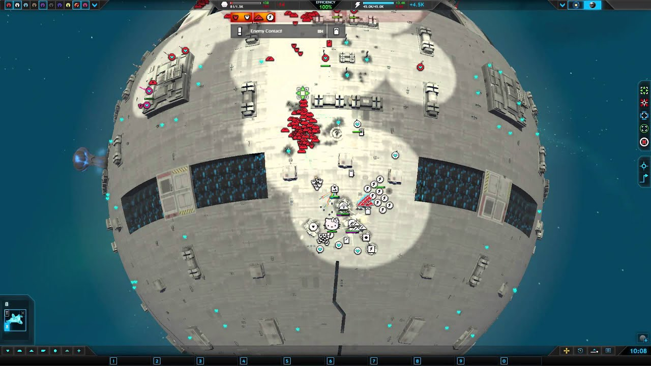 how to get better at planetary annihilation titans