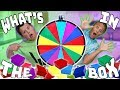 Whats in the Box Wheel Edition!! 📦😂