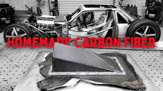 Homemade Carbon Fiber Intake B…
