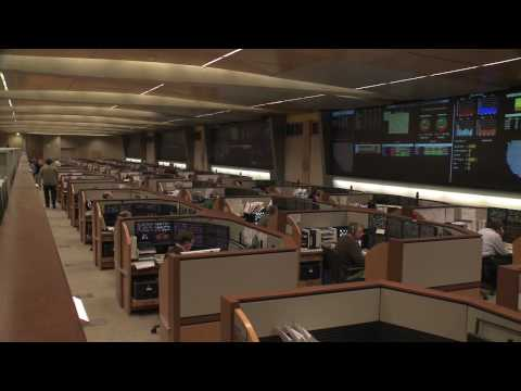 High-Tech Railroads: Union Pacific's Harriman Dispatching Center Guides Trains Across America