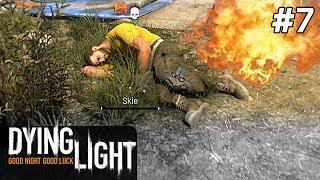 Dying Light Gameplay PC PL / FULL DLC [#7] ZŁAPAŁ GRANAT 3 RAZY /z Skie