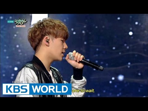 Kim SungKyu (김성규) - Kontrol [Music Bank COMEBACK / 2015.05.15]