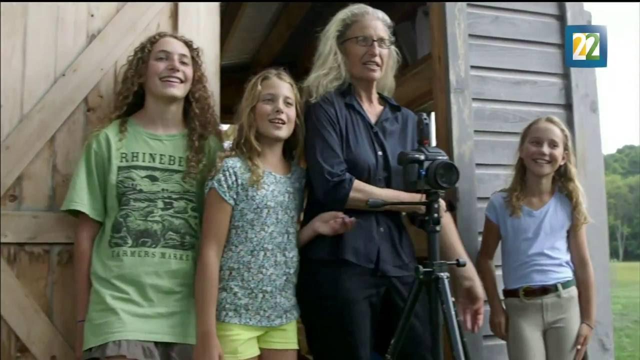 Annie Leibovitz Presento Women En La CDMX Trabajo Que Comenzo Con Susan Sontag