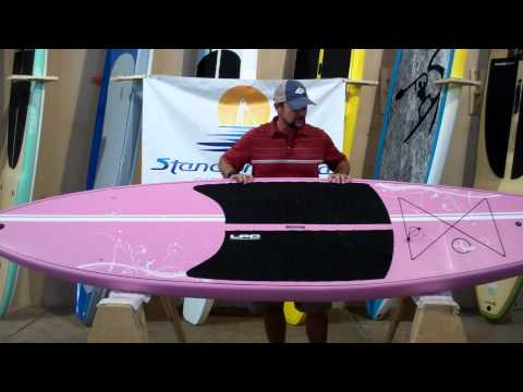 "Stand up paddle board review 11'6"" Betty Board by Stand on Liquid"