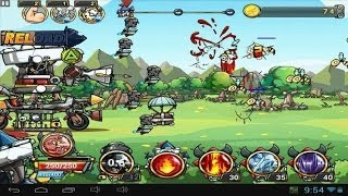 Cartoon Wars 3 V.1.0.8 Mod Apk (Mod Hack) Download APK : Http://adf.ly/1bgGvG.