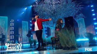 Dan + Shay - Glad You Exist (Live at iHeart Radio Music Awards 2021)
