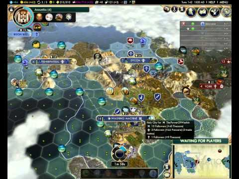 how to win in civ 5
