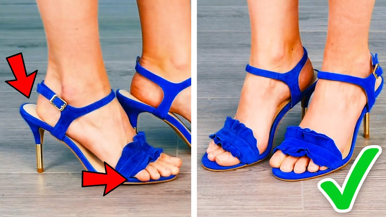 Едноставни трикови за поправање и одржување на вашите чевли